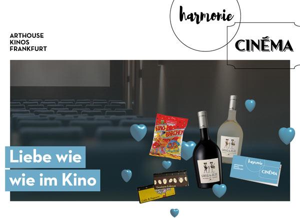 Liebe wie im Kino